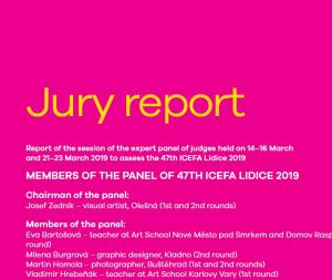 REPORT OF THE SESSION OF THE EXPERT PANEL OF JUDGES OF THE 47TH ICEFA!