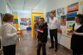 Visit of awarded boy from Kosovo in Lidice [Neues Fenster]