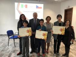 ICEFA 2018 Prize Awards - United States of America, Mexico