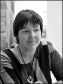 Ilze Rimicane – art director of Children's and Youth's Centre Daugmale, Riga, Latvia